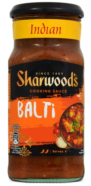 Sharwoods Balti Cooking Sauce