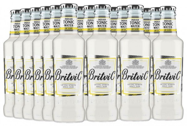 Britvic Tonic Water Kalorienarm 24 x 125 ml