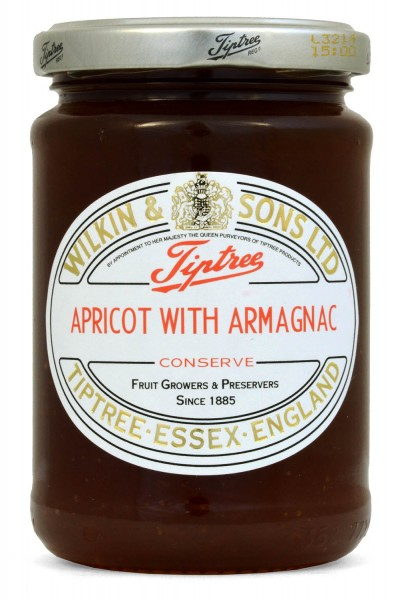 Wilkin & Sons Apricot & Armagnac Conserve 340g