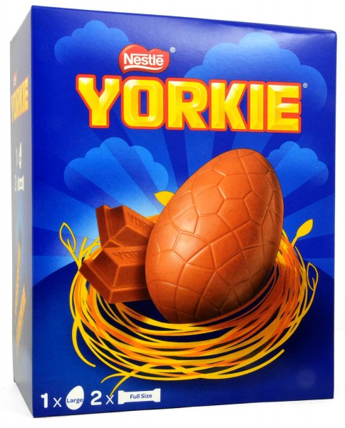 Nestle Large Yorkie Egg 272g