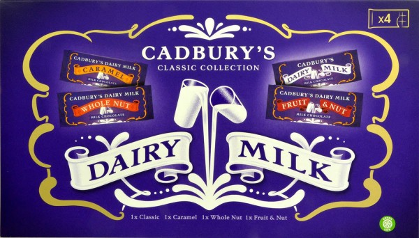 Cadbury Retro Collection Box 430g