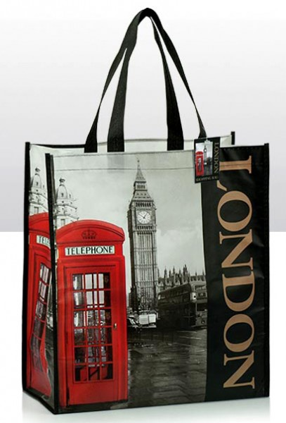 London Non Woven Shopping Bag