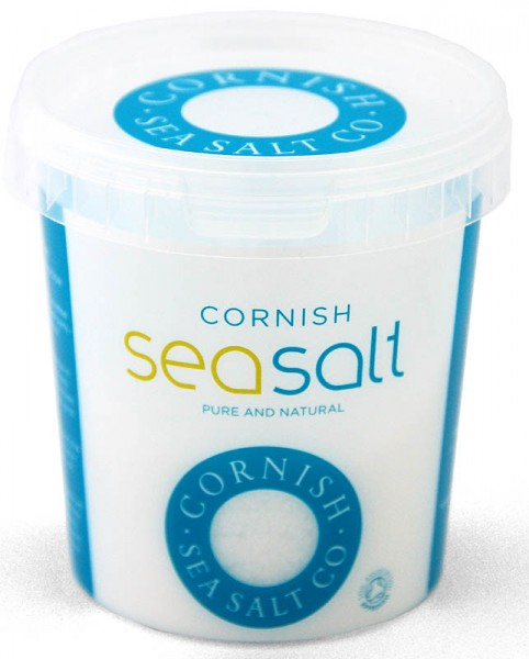 Cornish Sea Salt Original Tub 500g