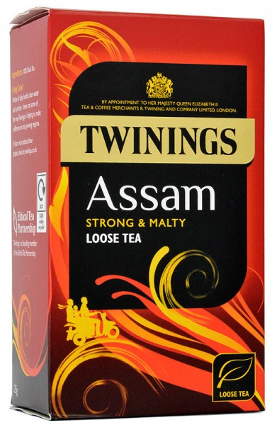 Twinings Assam 125g Tee lose