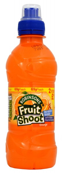 Robinsons Fruit Shoot Orange 275ml
