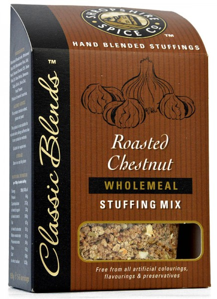 Shropshire Roasted Chestnut Stuffing Mix