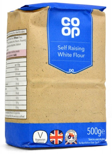Co-op Self Raising Flour 500g