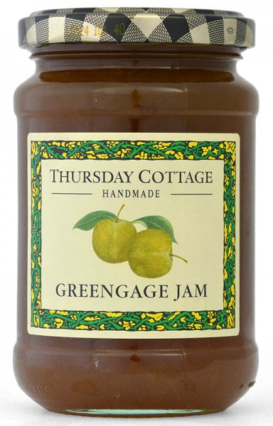 Thursday Cottage Greengage Jam 340g - Reneklode
