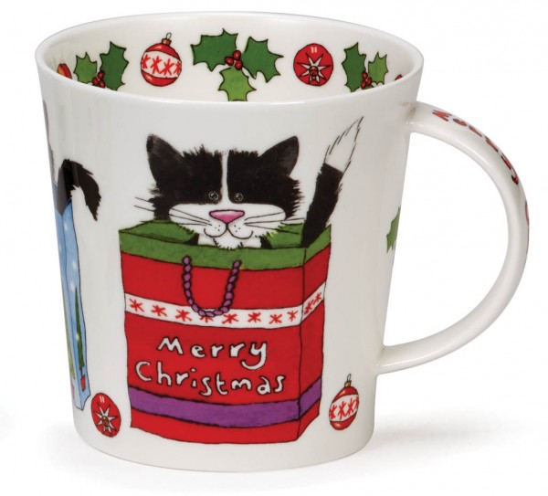Dunoon Cairngorm Christmas Cats