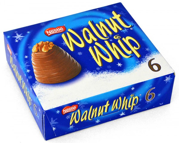 Nestle Walnut Whip 6-pack