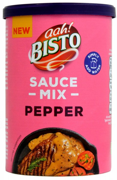 Bisto Pepper Sauce Mix 190g