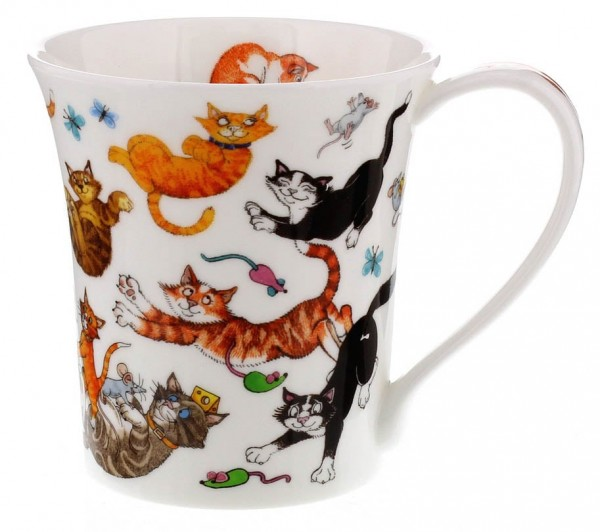 Dunoon Jura Cats Galore by Cherry Denman