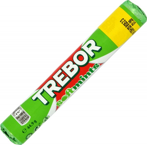 Trebor Softmints Peppermint 44,9g