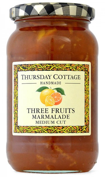 Thursday Cottage Three Fruit Marmalade 454g