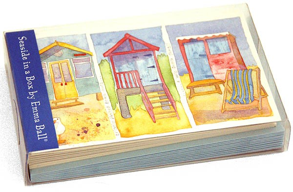Emma Ball Cards The Seaside in a Box