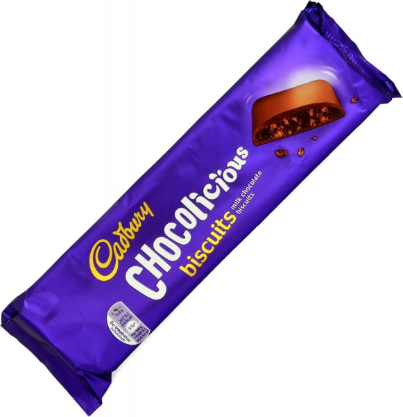 Cadbury Chocolicious Biscuits 110g