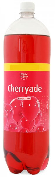 Happy Shopper Cherryade 2l Kirschlimonade