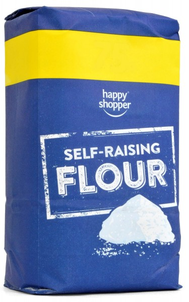 Happy Shopper Self Raising Flour 1kg