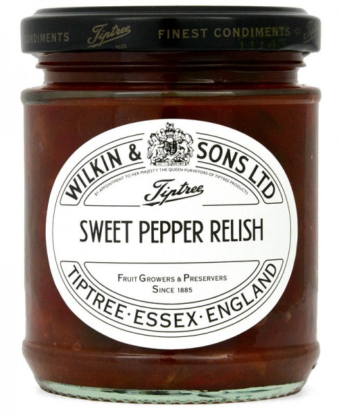Wilkin & Sons Sweet Pepper Relish 195g