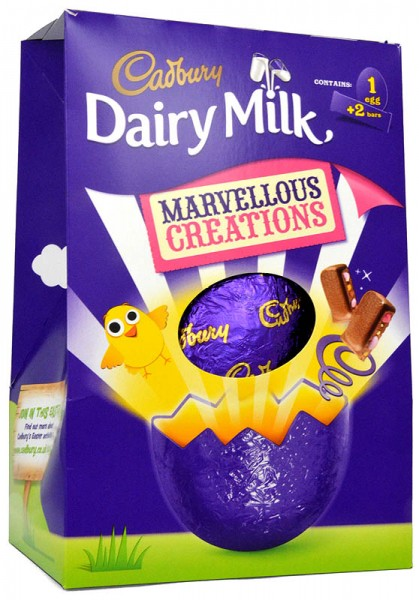 Cadbury Large Marvellous Creations Egg