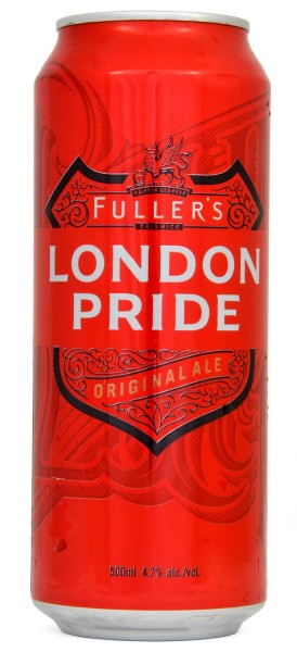 Fullers London Pride Premium Ale - 500ml Bier