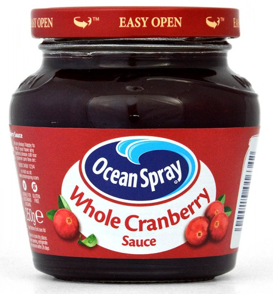 Ocean Spray Wholeberry Cranberry Sauce