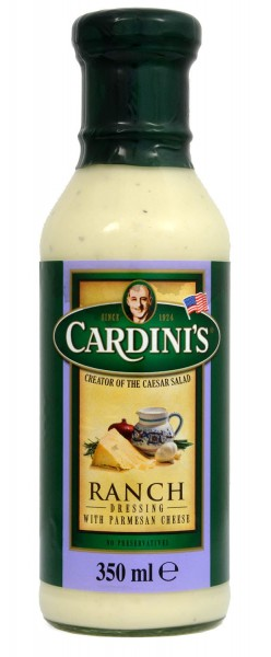Cardinis Ranch Dressing 350ml