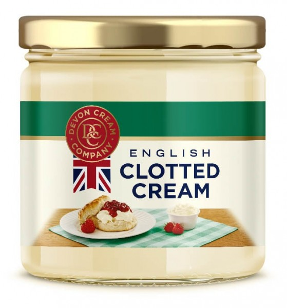 Devon English Clotted Cream 28g