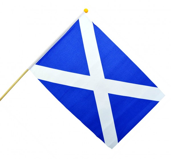 Scotland Large Handwaving Flag