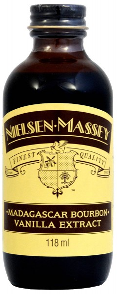 Nielsen-Massey Madagascar Bourbon Vanilla Extract 118ml