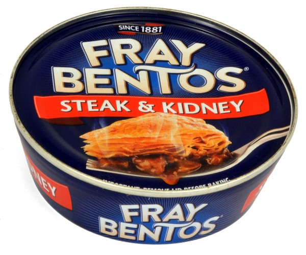 Fray Bentos Steak & Kidney Pie 213g