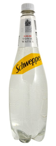 Schweppes Slimline Indian Tonic Water 1 Liter