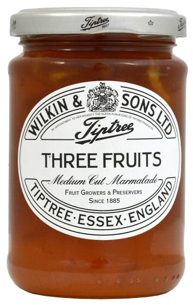 Wilkin & Sons Three Fruits Marmalade - Drei-Frucht