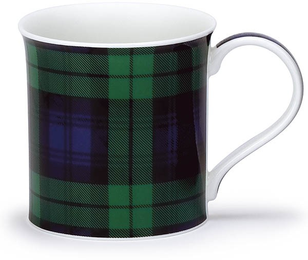Dunoon Bute Black Watch Tartan
