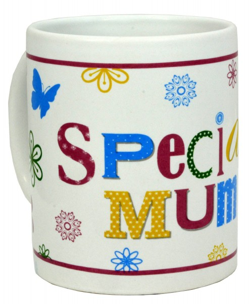 Mothers Day Mug ``Special Mum´´