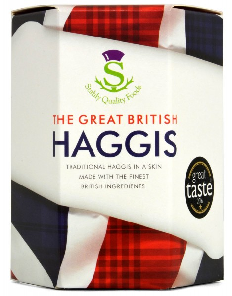 Stahly The Great British Haggis 410g