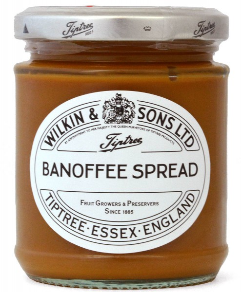 Wilkin & Sons English Banoffee Spread 210g Brotaufstrich
