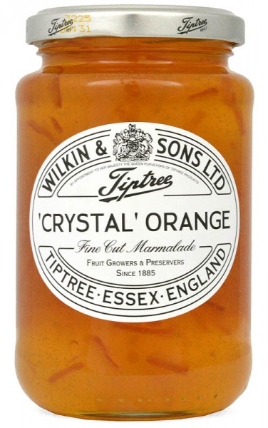 Wilkin & Sons ´Crystal´ Orange Marmalade 454g