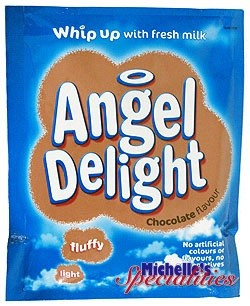 Angel Delight Chocolate - Schokolade