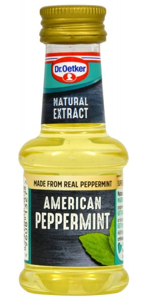 Dr. Oetker American Peppermint Extract 35ml