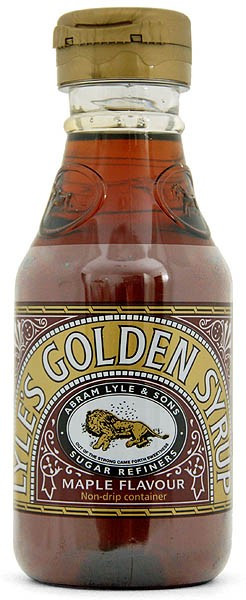 Lyle´s Pourable Maple Flavour Golden Syrup 454g