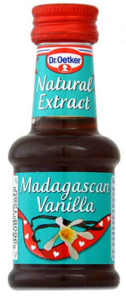 Dr. Oetker Madagascan Vanilla Extract