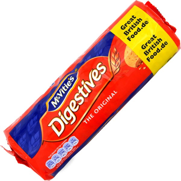 McVities Original Digestives 400g