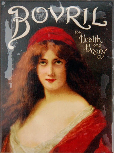 Magnet ´Bovril for Health and Beauty´