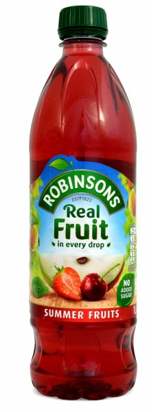 Robinsons NAS Summer Fruits 1l