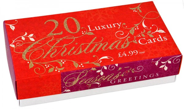 20 Luxury Christmas Cards Words