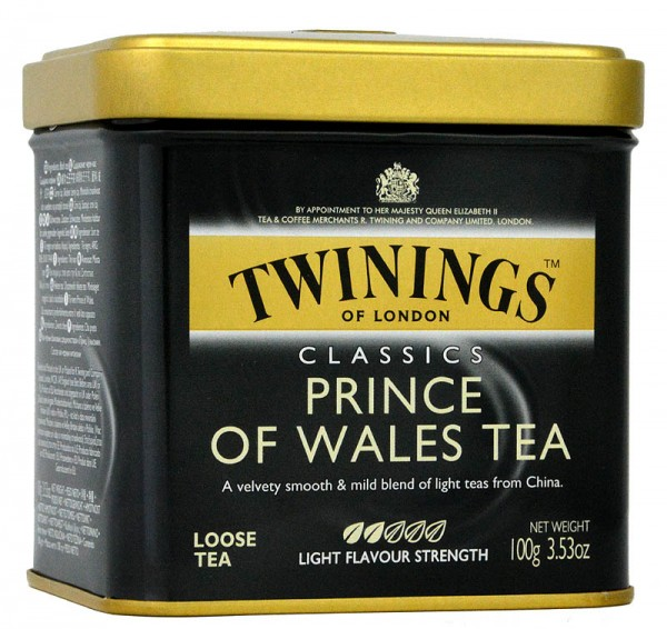 Twinings Prince of Wales Tea 100g lose