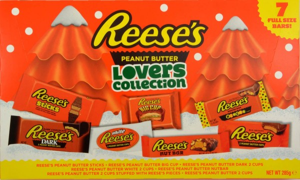 Reeses Peanut Butter Cups Lovers Collection 285g