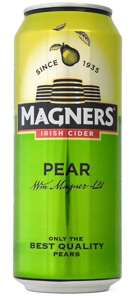 Magners Original Irish Pear Cider Can