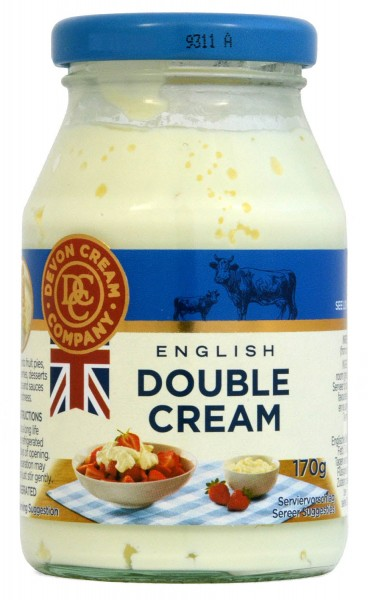 Double Devon Cream 170 g